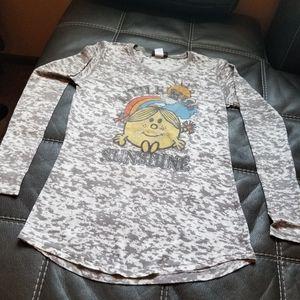 Junk long sleeves shirt